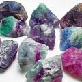 フローライト 原石 詰め合わせ ラフカット 中国産 オンビル 天然石 アップストーン