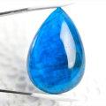 ブルーアパタイト ルース タンブル カボション マクラメ ワイヤー ハンドメイド 素材 天然石 パワーストーン