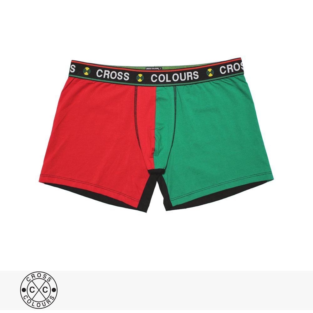 CROSS COLOURS COLOR BLOCK BOXER BRIEF / クロスカラーズ パンツ