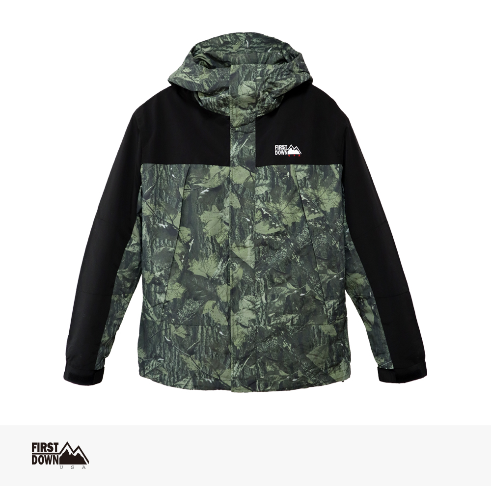 2021 SPRING FIRST DOWN USA MOTOWN JKT | TREE CAMO / ファーストダウン ジャケット