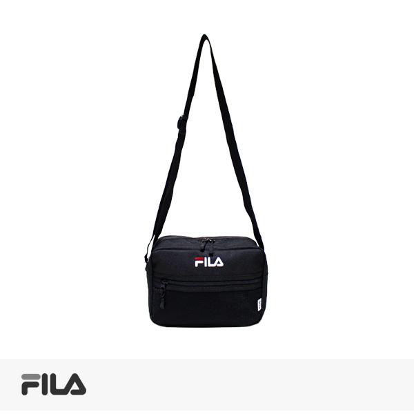 FILA SHOULDER BAG | BLACK / フィラ バッグ