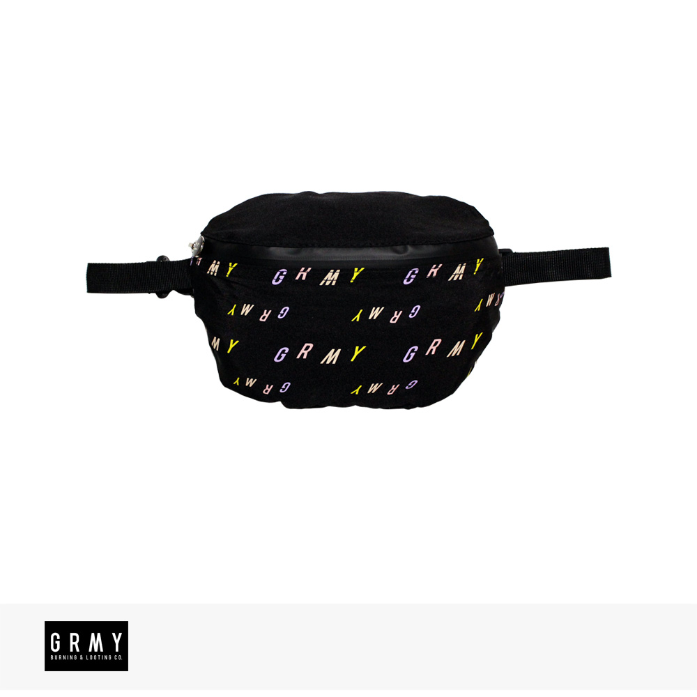 2019 S/S GRIMEY STEAMY BLACKTOP FANNY PACK / グライミー バッグ
