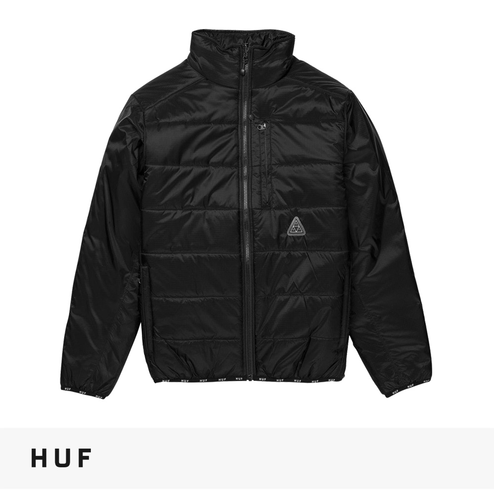 2019 FALL HUF GEODE PUFFY JACKET / ハフ ジャケット