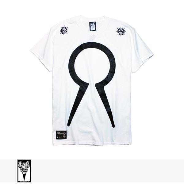 HEX ANTISTYLE T-SHIRT Puerta De Hayu Marca | WHITE / ヘックスアンチスタイル Tシャツ