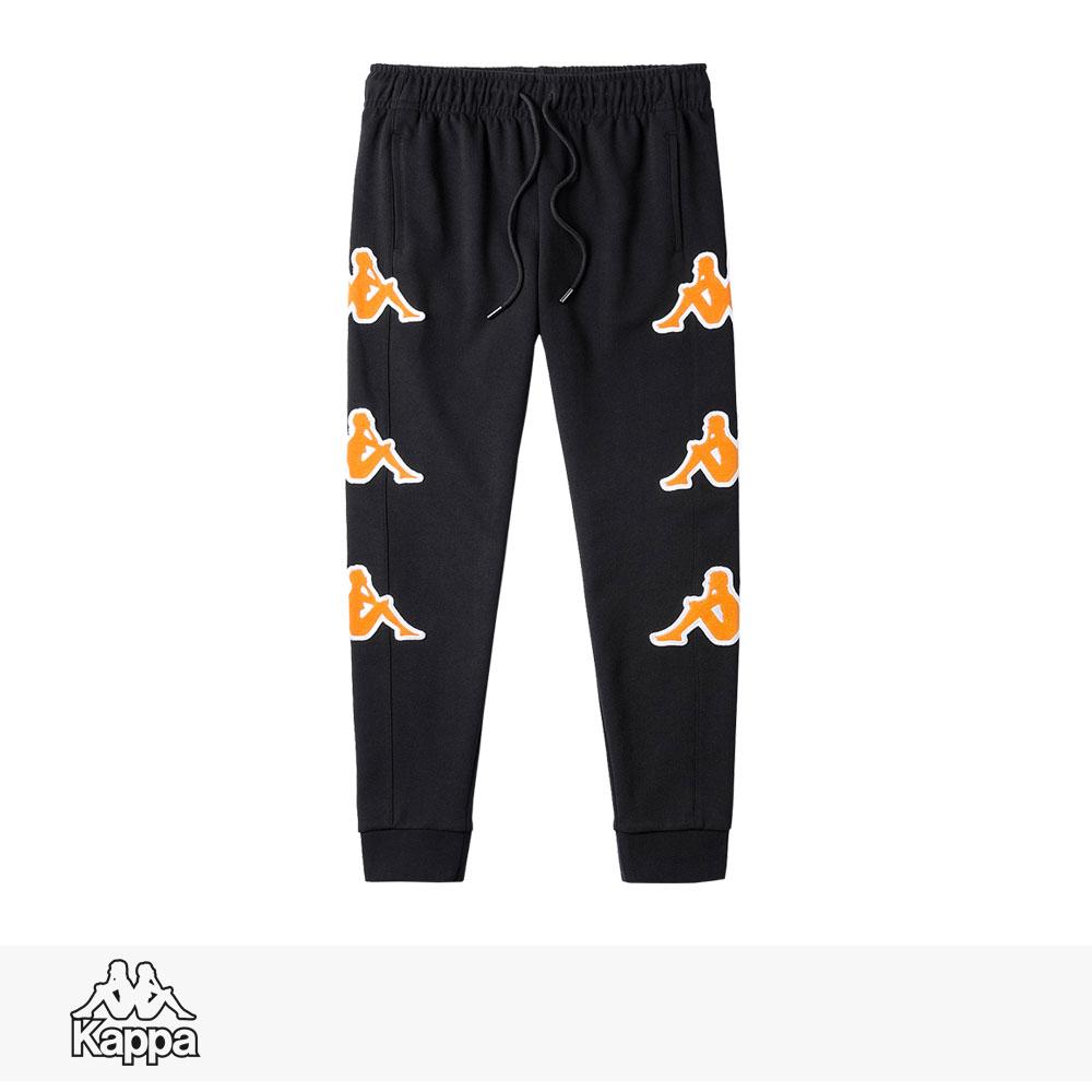 KAPPA BIG BANDA COLLECTION SWEAT PANTS   BLACK / カッパ パンツ