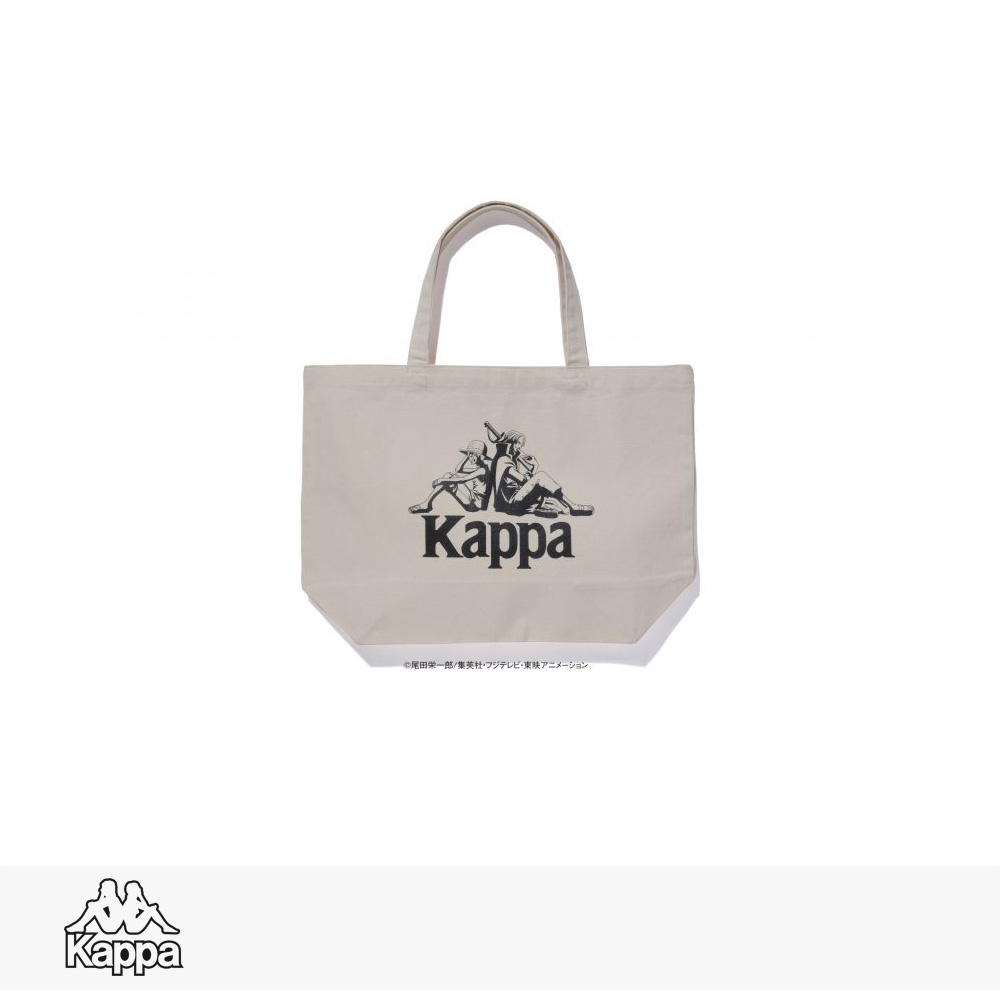KAPPA × ONE PIECE LUFFY SHANKS OMINI LOGO TOTEBAG / カッパ バッグ