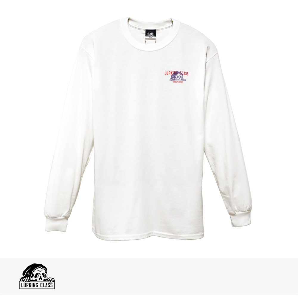 LURKING CLASS LOGO L/S TEE / ラーキングクラス Tシャツ