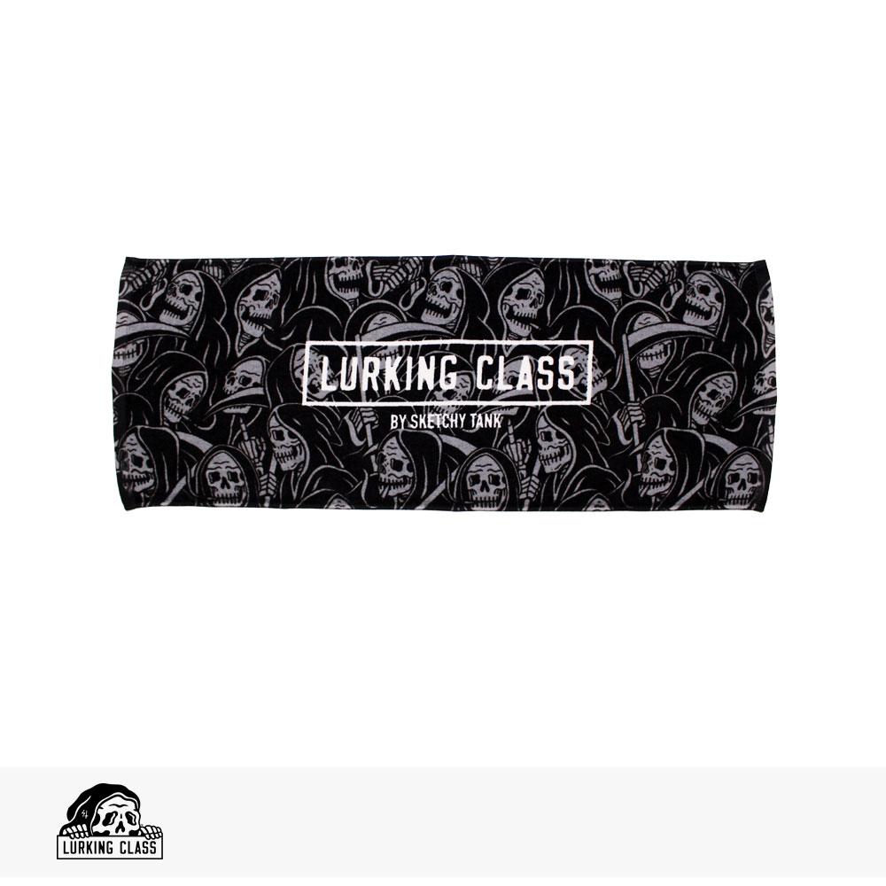 2021 SPRING LURKING CLASS GANG GANG TOWEL / ラーキングクラス タオル