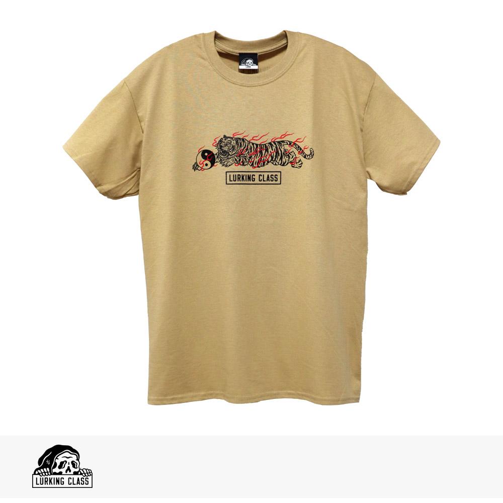 LURKING CLASS STRIPES TEE / ラーキングクラス Tシャツ