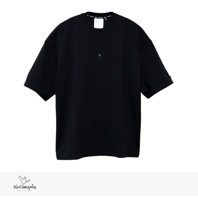 MARK GONZALES PRINT S/S BIG TEE | BLACK / マークゴンザレス Tシャツ