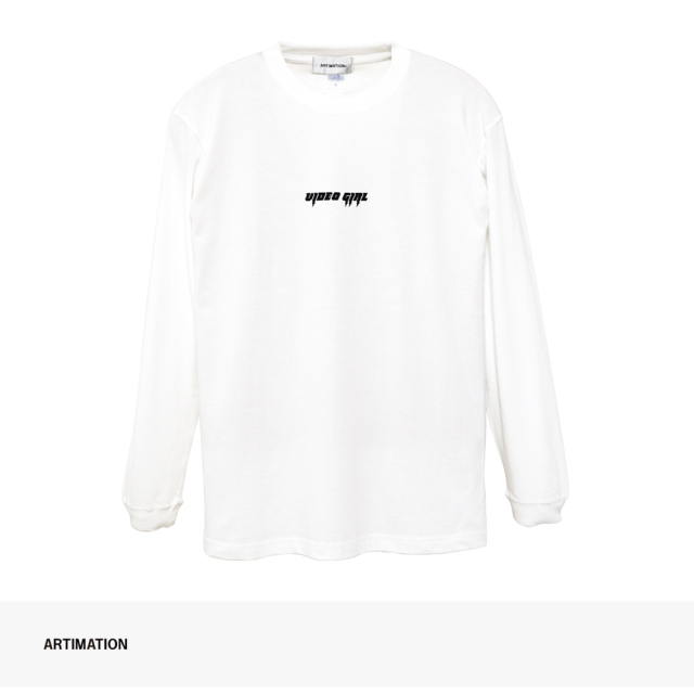 ARTIMATION × 電影少女 THUNDER ACTION LONG SLEEVE TEE / アーティメーション Tシャツ
