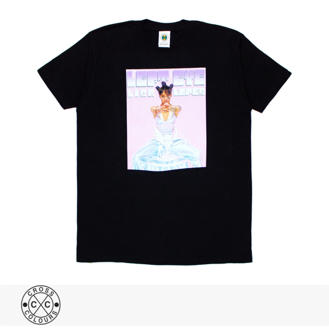 2019 S/S CROSS COLOURS LEFT EYE SHOOTER T-SHIRT / クロスカラーズ Tシャツ