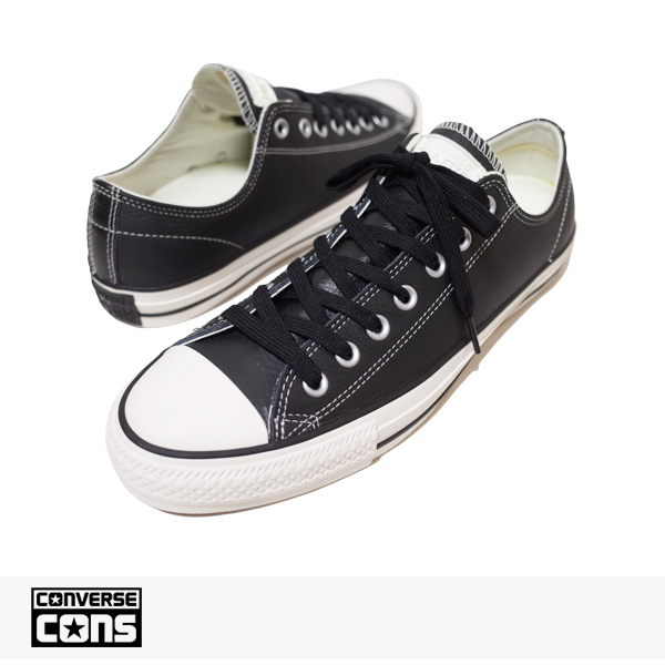 再入荷!CONS CTAS PRO OX BLACK | EGRET / CONVERSE SB コンバース