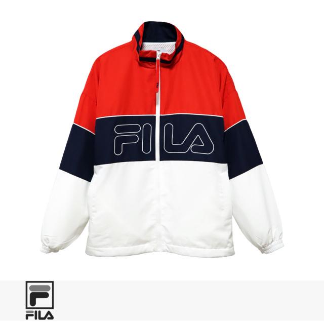 2019 F/W FILA HERITAGE TRACK JACKET / フィラヘリテージ ジャケット