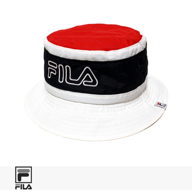 2019 F/W FILA HERITAGE LOGO BUCKET HAT / フィラヘリテージ ハット