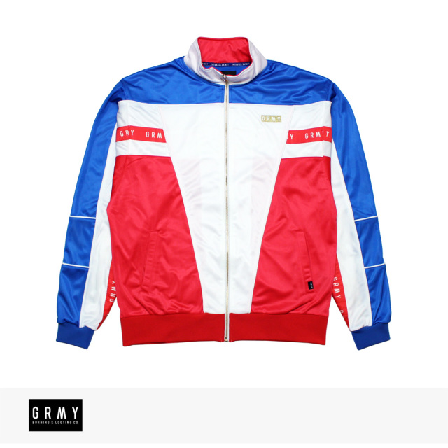 2019 S/S GRIMEY F.A.L.A. POLY TRACK JACKET / グライミー ジャケット