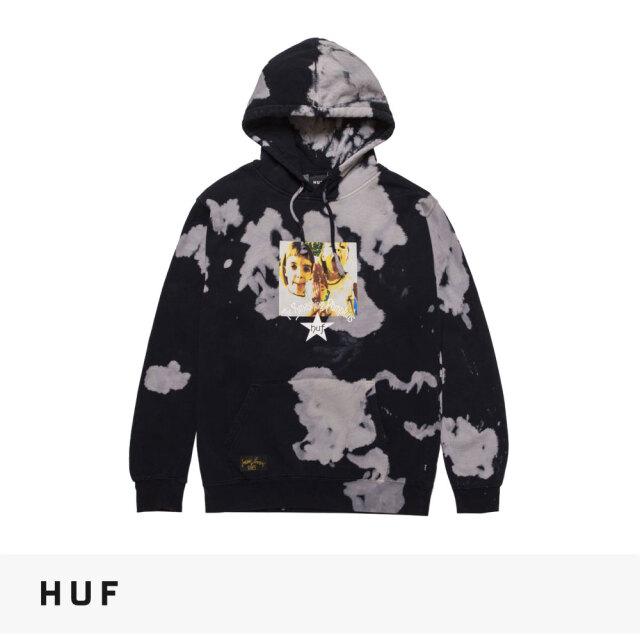 HUF × THE SMASHING PUMPKINS CHERUB ROCK PULLOVER HOODIE / ハフ パーカー