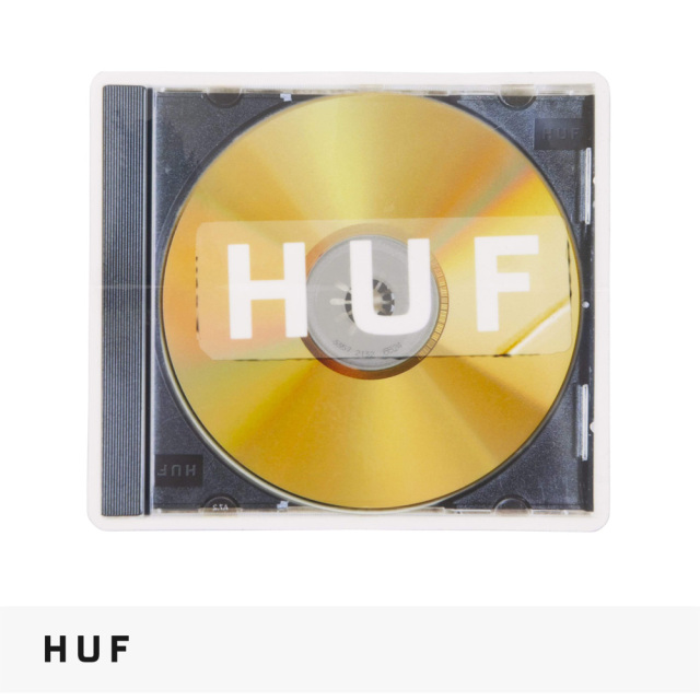 2021 SPRING HUF MIX BOX STICKER / ハフ ステッカー