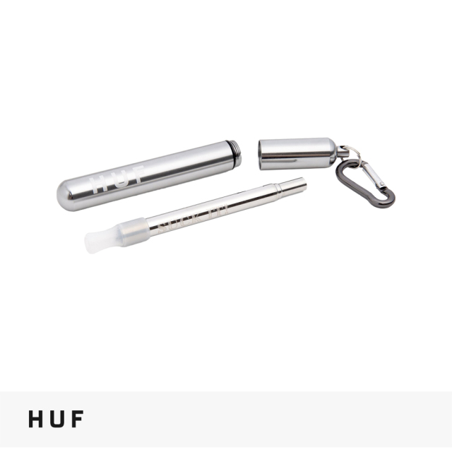 2021 SPRING HUF SUCK IT REUSABLE STRAW / ハフ ストロー