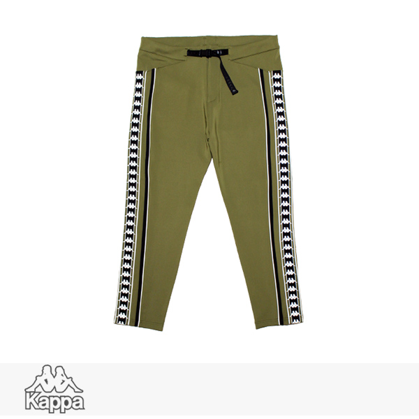 KAPPA BANDA COLLECTION KNIT LONG PANTS | KHAKI / カッパ パンツ