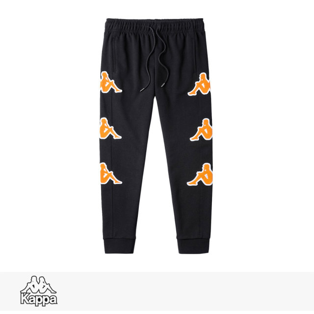 2018 F/W KAPPA BIG BANDA COLLECTION SWEAT PANTS | BLACK / カッパ パンツ