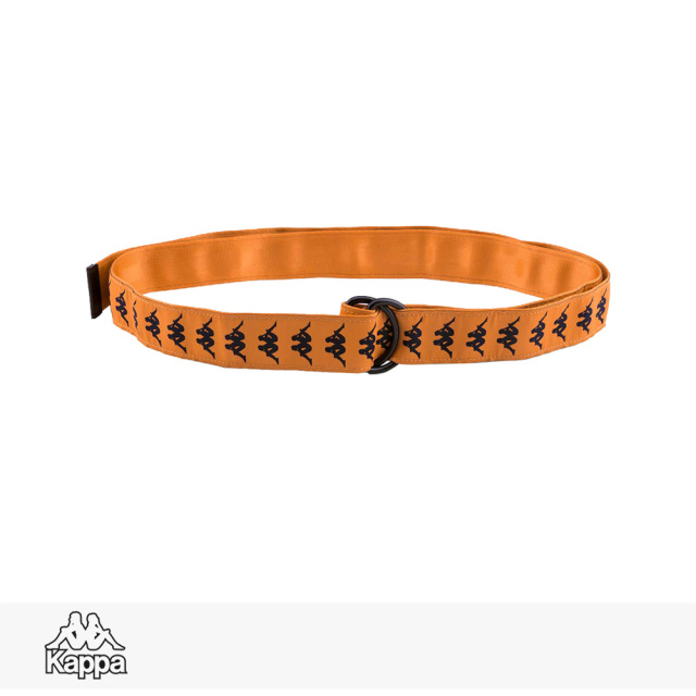 KAPPA BANDA COLLECTION RING BELT | ORANGE / カッパ ベルト