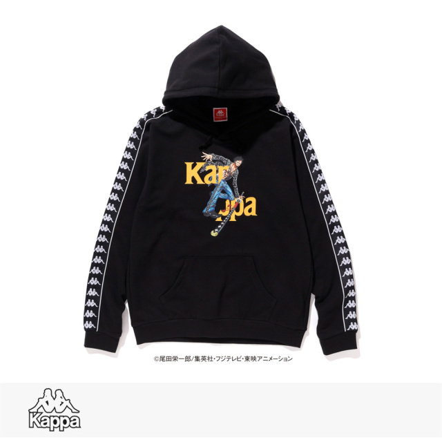 KAPPA × ONE PIECE LAW HOODIE / カッパ パーカー
