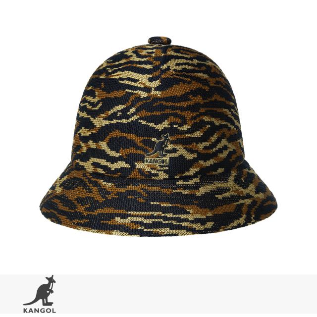 KANGOL Carnival Casual | TAN TIGER / カンゴール ハット