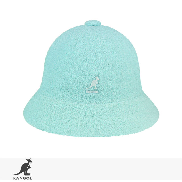 2021 S/S KANGOL Bermuda Casual | BLUE TINT / カンゴール ハット