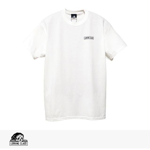 2020 SUMMER LURKING CLASS HILLS TEE | WHITE / ラーキングクラス Tシャツ