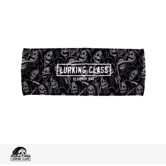 LURKING CLASS GANG GANG TOWEL / ラーキングクラス タオル