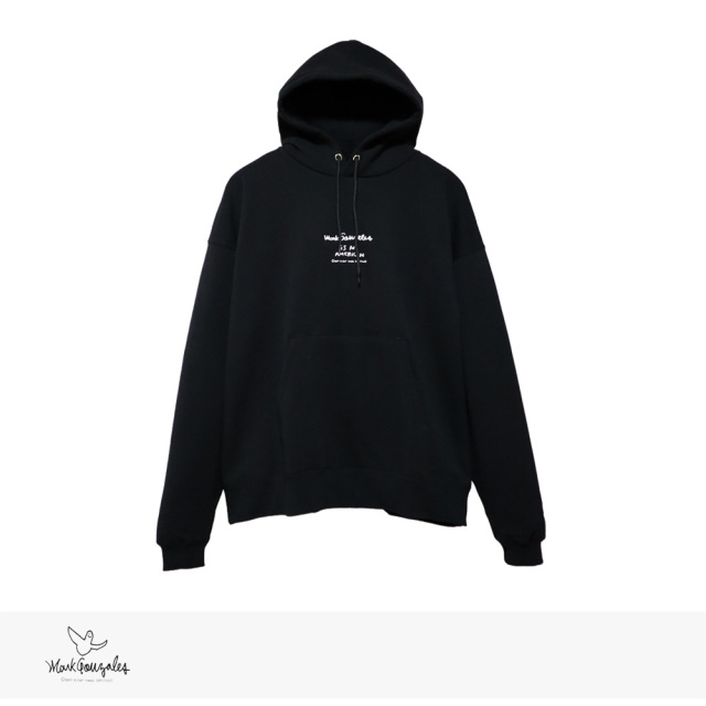 MARK GONZALES RIDE ON SK8 PULLOVER HOODIE / マークゴンザレス パーカー