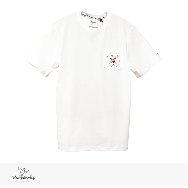 MARK GONZALES POCKET PRINT S/S TEE / マークゴンザレス Tシャツ