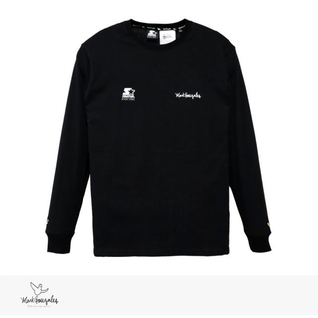 2020 F/W MARK GONZALES × STARTER BLACK LABEL ANGELS LOGO L/S TEE / マークゴンザレス Tシャツ
