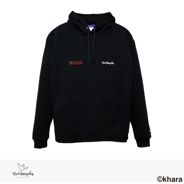 2020 F/W MARK GONZALES × EVANGELION LILITH PULLOVER HOODIE / マークゴンザレス パーカー