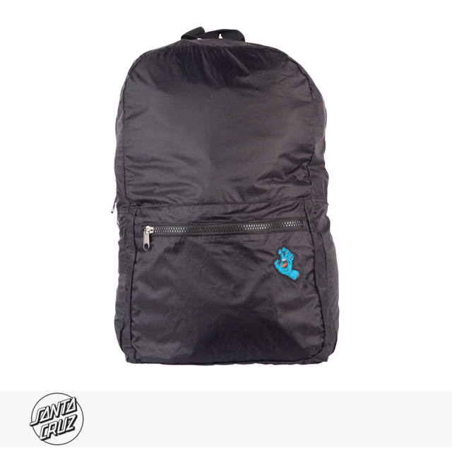 SANTA CRUZ SCREAMING HAND PACKABLE BACKPACK / サンタクルーズ バッグ