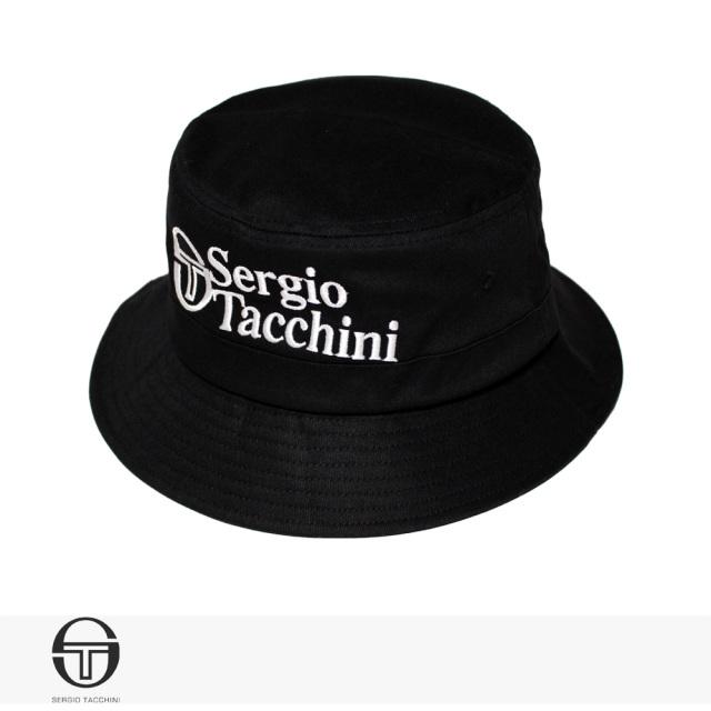 2020 S/S SERGIO TACCHINI RITZ Exclusive Collection BUCKET HAT   BLACK / セルジオタッキーニ ハット