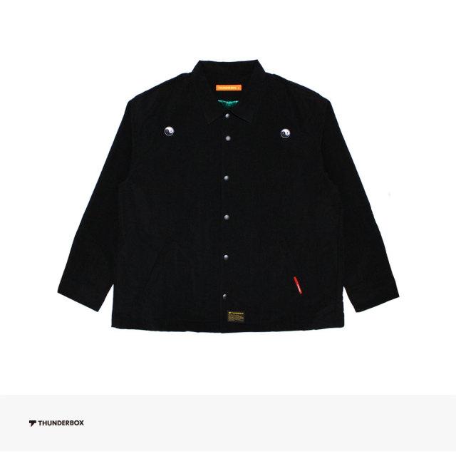 THUNDERBOX DRUNKEN THUNDER JKT | BLACK / サンダーボックス ジャケット