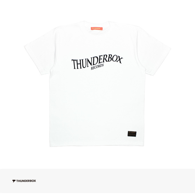 THUNDERBOX THUNDERBOX RECORDS TEE / サンダーボックス Tシャツ