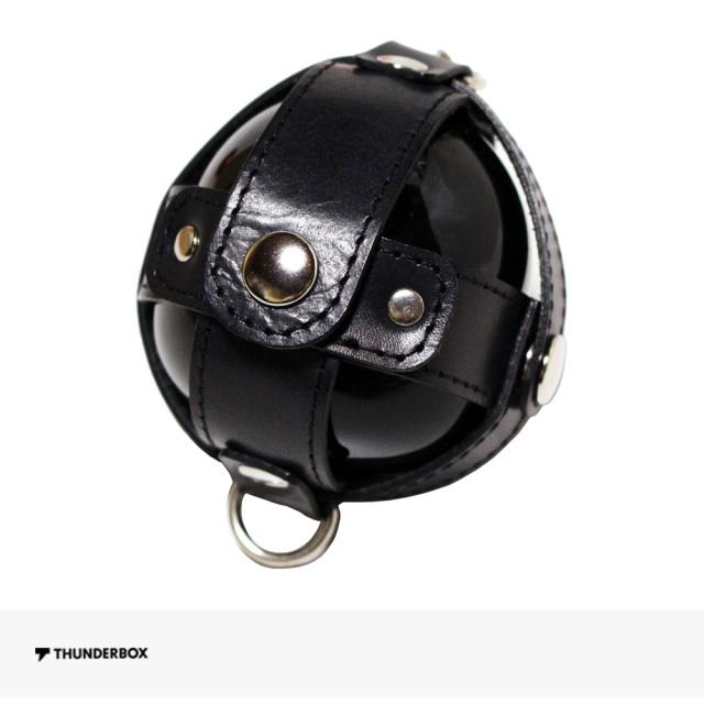THUNDERBOX GACHA CAPSULE HOLDER | BLACK / サンダーボックス カプセルホルダー