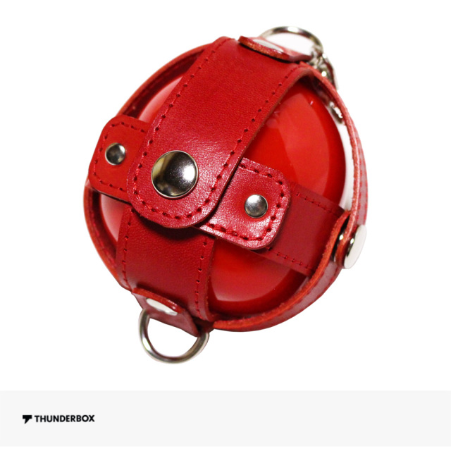 THUNDERBOX GACHA CAPSULE HOLDER | RED / サンダーボックス カプセルホルダー