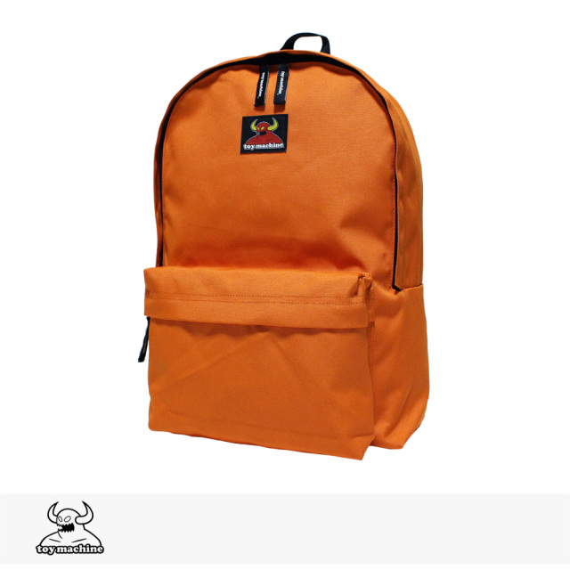 TOY MACHINE SECT DAYPACK | ORANGE / トイマシーン バッグ