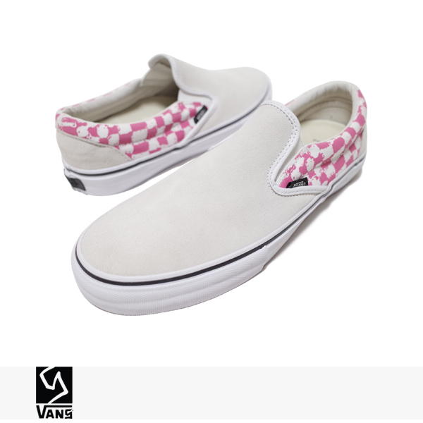 "再入荷!VANS SYNDICATE SLIP-ON PRO ""S"" HARMONY KORINE 