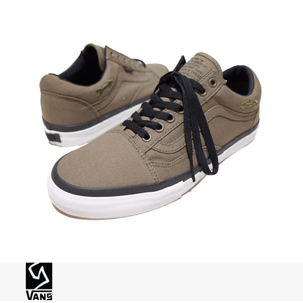 "VANS SYNDICATE OLD SKOOL 026 ""S"" ERIC DRESSEN PACK 