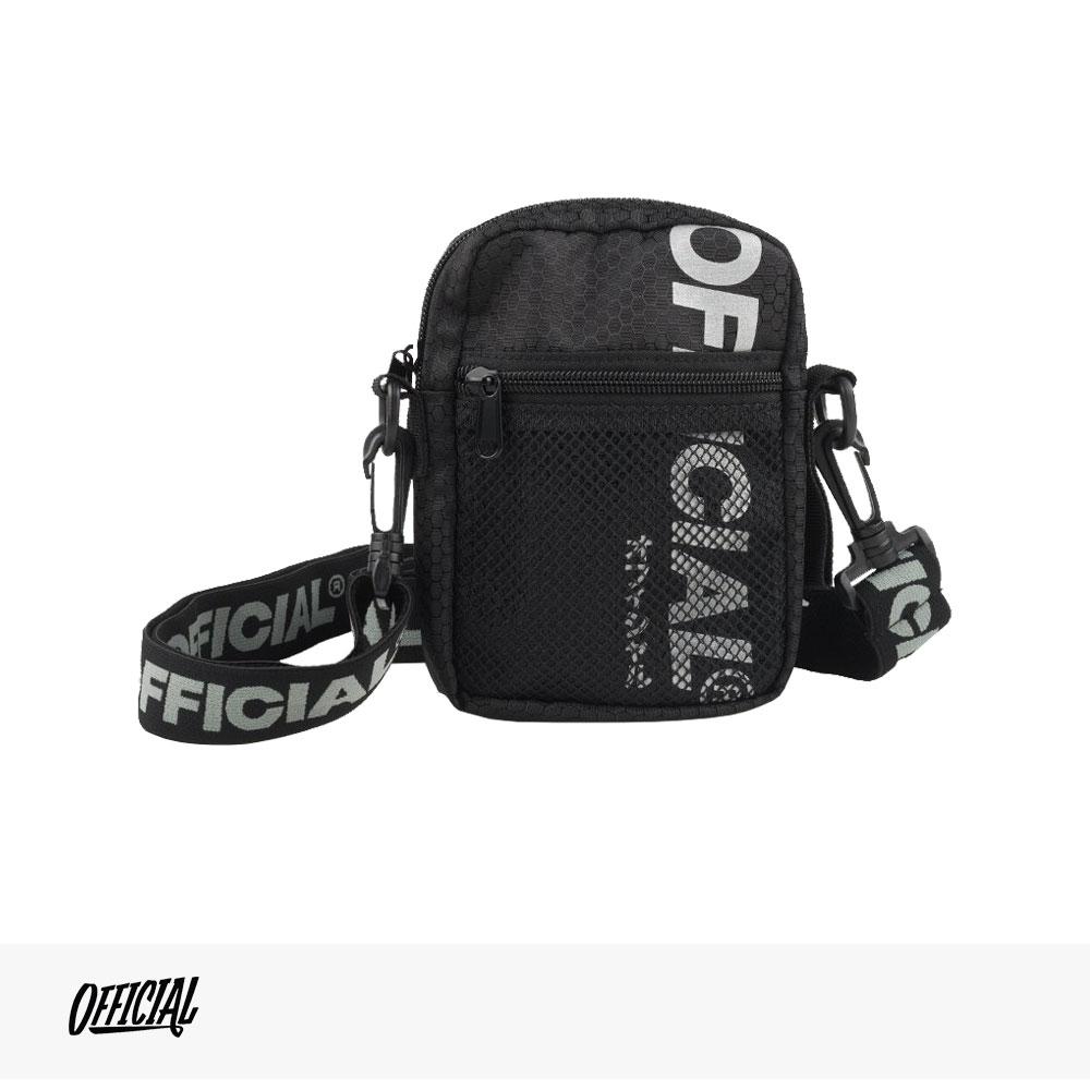 OFFICIAL EDC UTILITY BAG | BLACK/ オフィシャル バッグ
