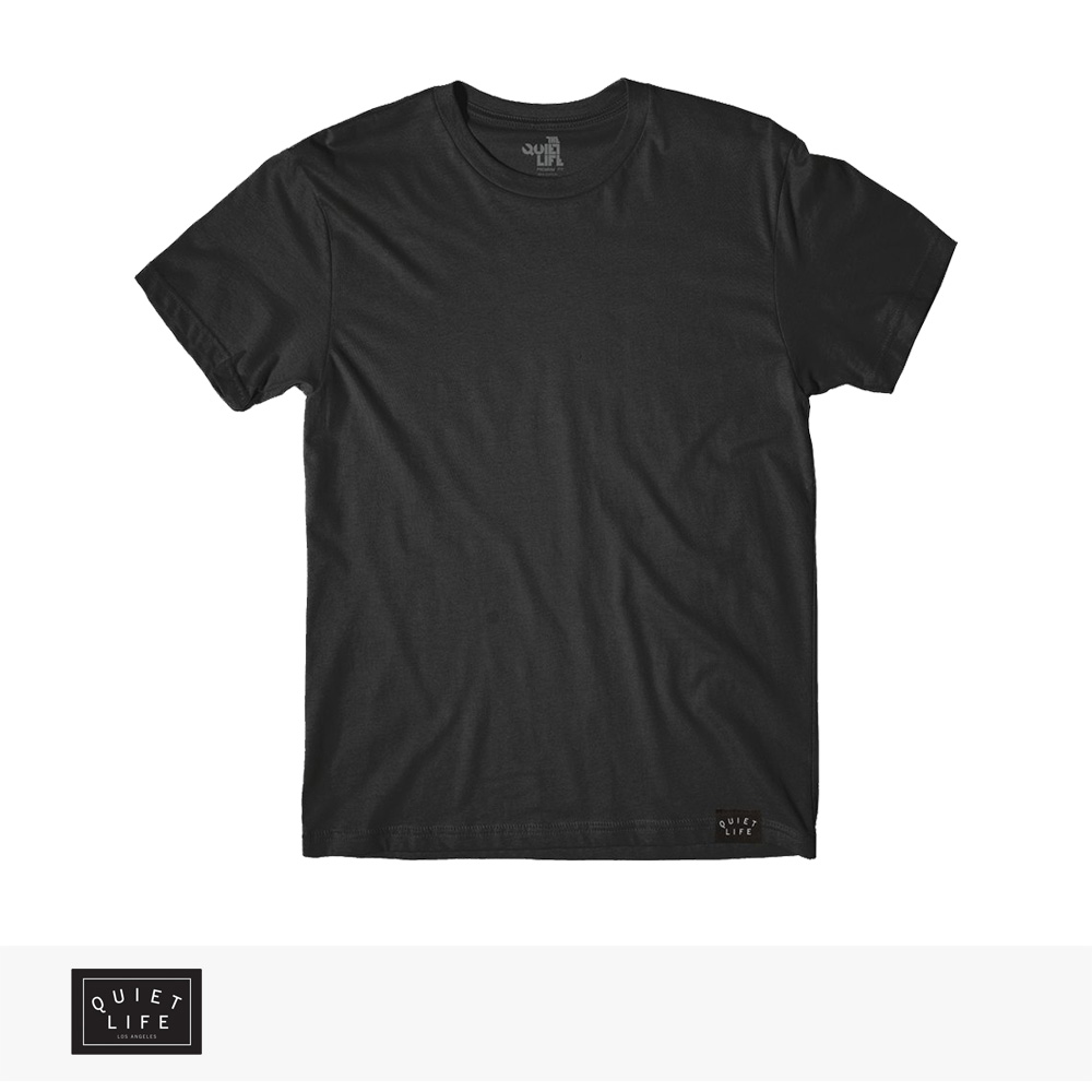 2019 SPRING THE QUIET LIFE TRE BUG 3 PACK TEE | BLACK / クワイエットライフ Tシャツ
