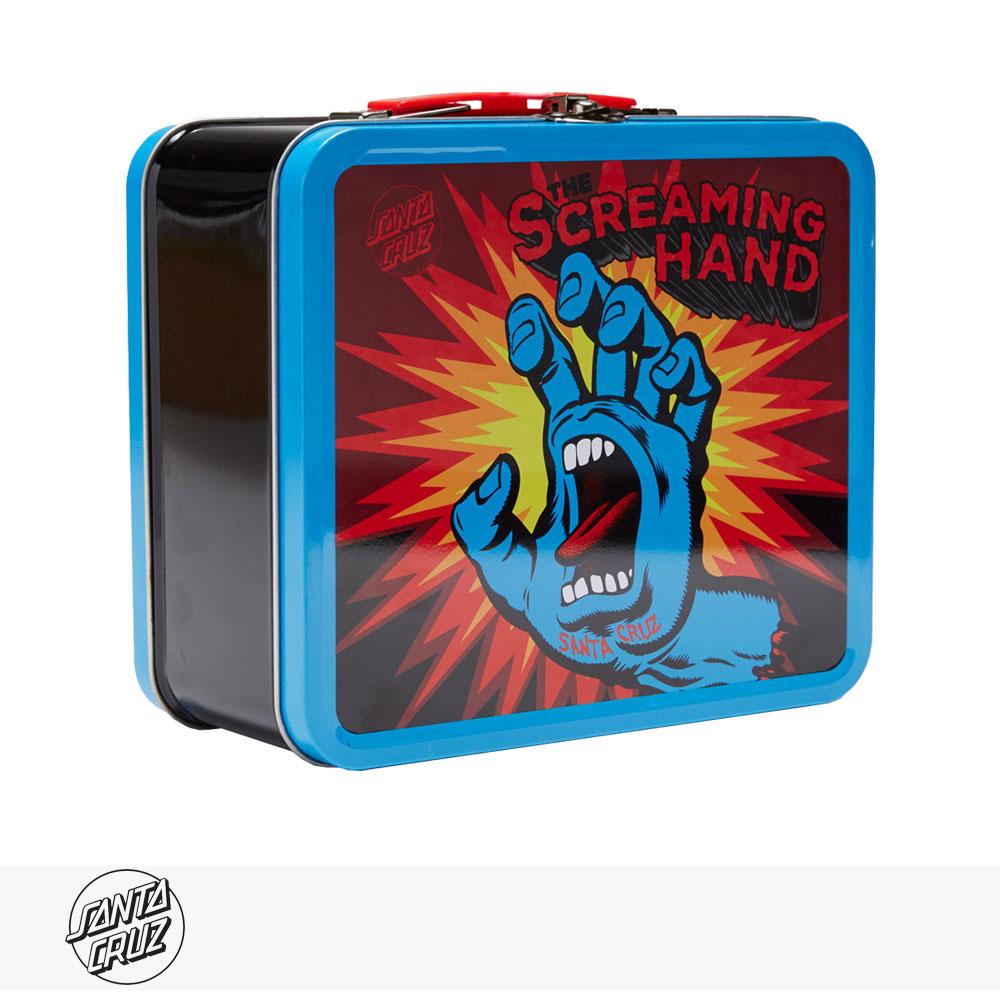 SANTA CRUZ THE SCREAMING HAND LUNCH BOX / サンタクルーズ ランチボックス