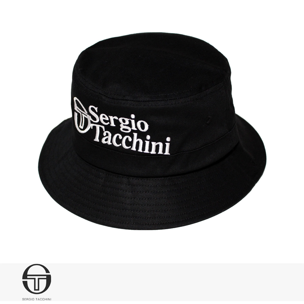2020 S/S SERGIO TACCHINI RITZ Exclusive Collection BUCKET HAT | BLACK / セルジオタッキーニ ハット