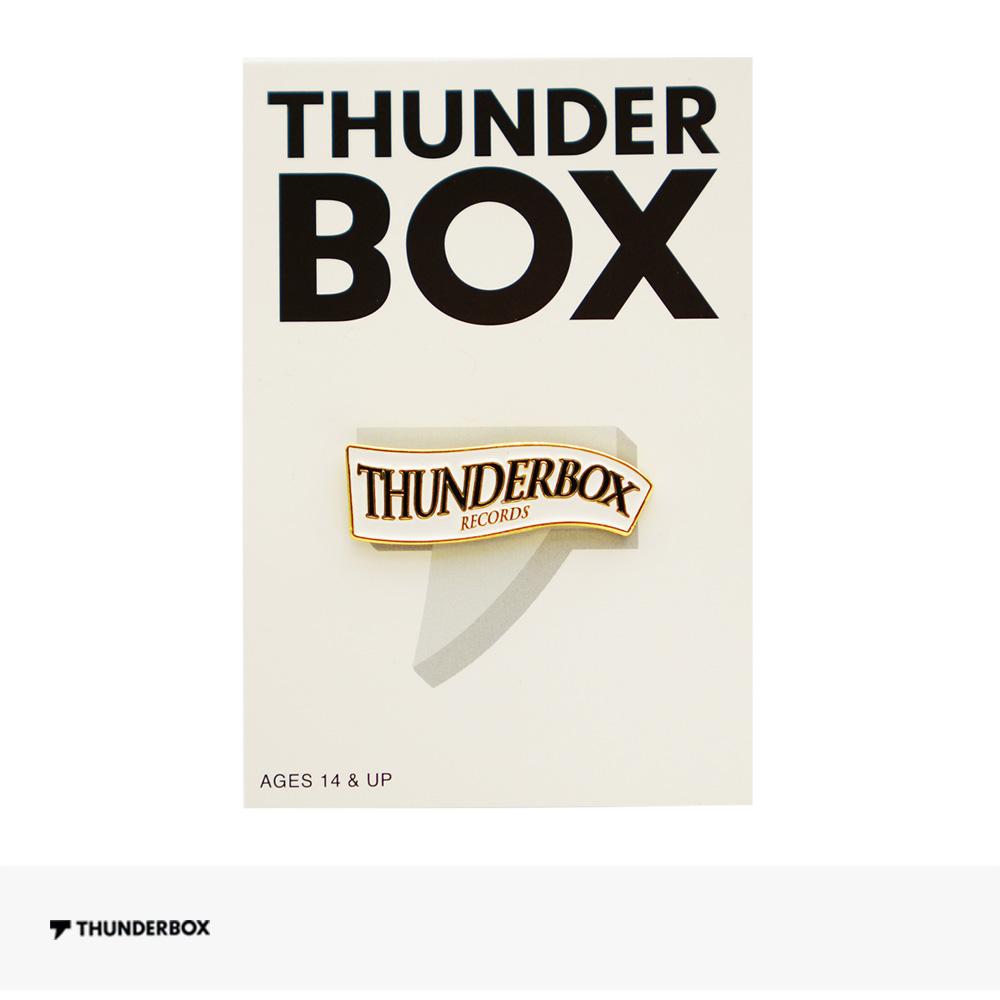 2019 SPRING THUNDERBOX RECORDS PINS / サンダーボックス ピンズ