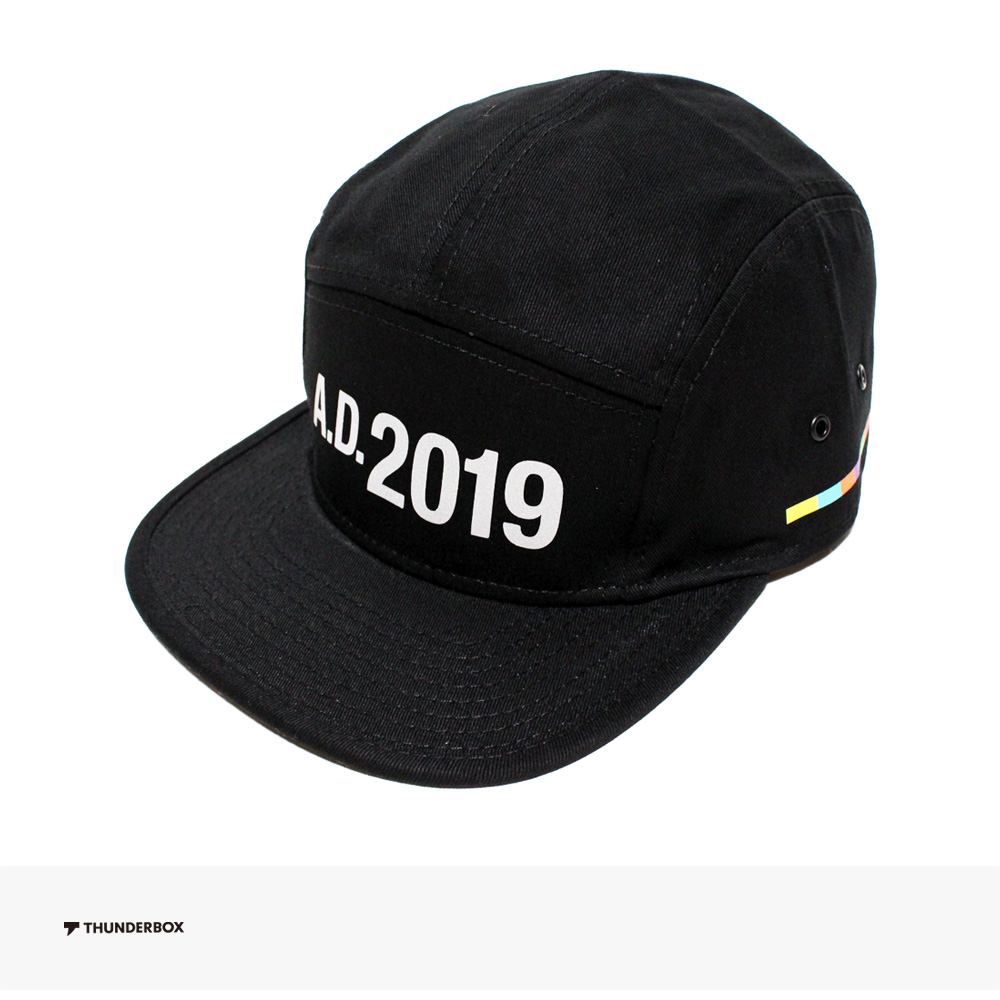 THUNDERBOX A.D.2019 CAP / サンダーボックス キャップ